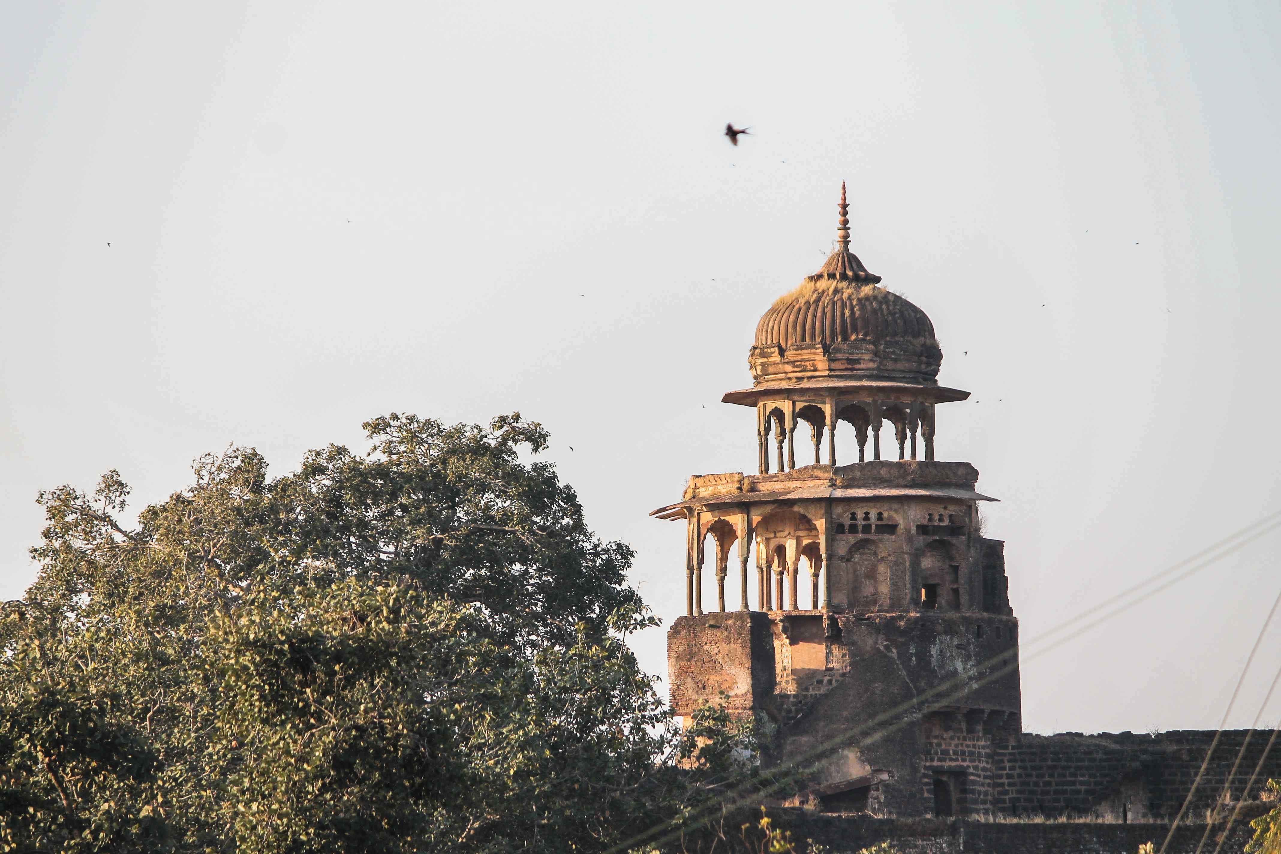 Bajrangarh_Fort, Guna