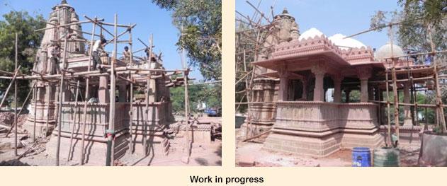 Laxminath temple